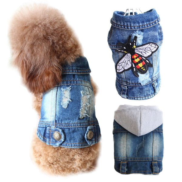 Cowboy Pet Dog Coat