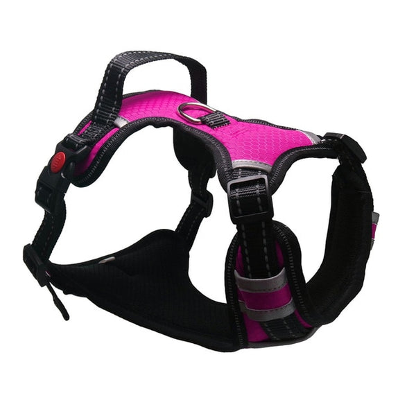 Dog Adjustable Vest Harness