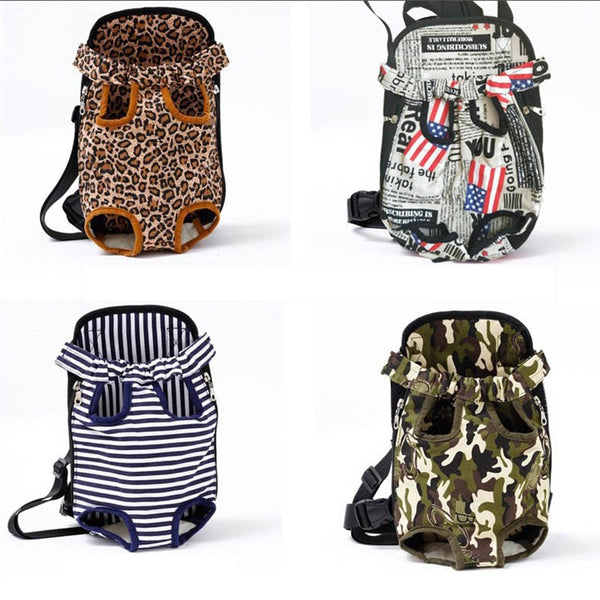 Camouflage Shoulder Backpack