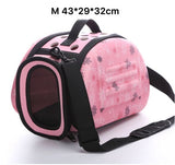Portable Pet Breathable Shoulder Bag
