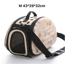 Load image into Gallery viewer, Portable Pet Breathable Shoulder Bag
