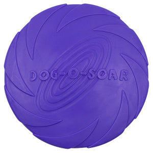 Funny Silicone Flying Saucer Disc Toy