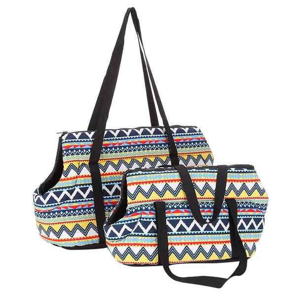 Fashion Bohemia Dog Carrier