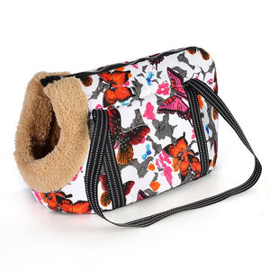 Cozy & Soft Pet Carrier