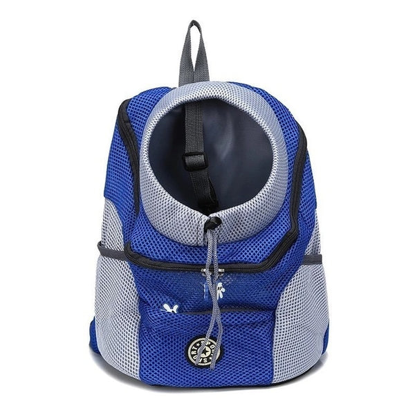 Small Dog Travel Mesh Backpack