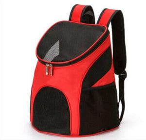 Foldable Cat Dog Breathable Backpack