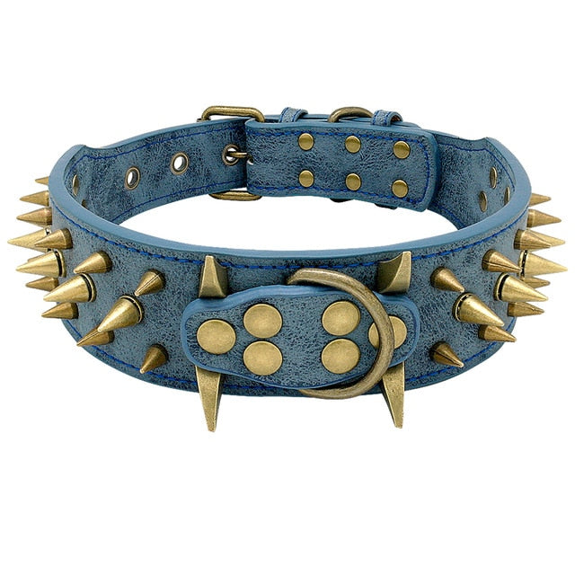 Pet Cool Spikes Collar