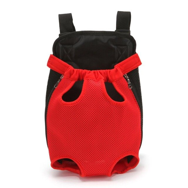 Pet Legs Out Adjustable Carrier
