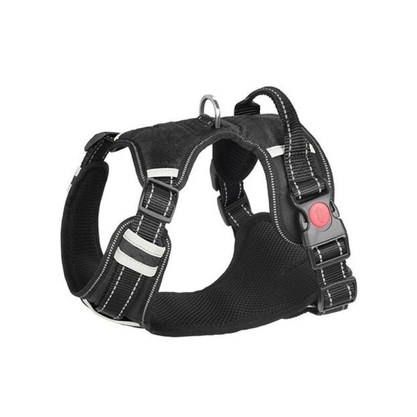 Breathable Large Dog Vest Harness