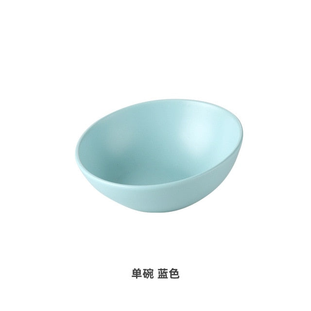 Pet Food Bowl With Iron Bracket Stand