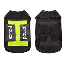 Load image into Gallery viewer, Police Style Clothes Reflective Vest Coat