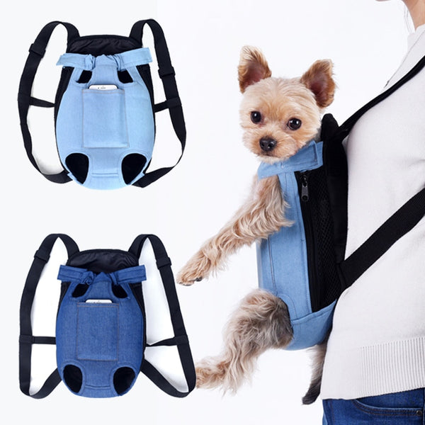 Outdoor Travel Dog Backpack Carrier