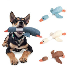Load image into Gallery viewer, Wild Goose Plush Squeaky Sound Toy