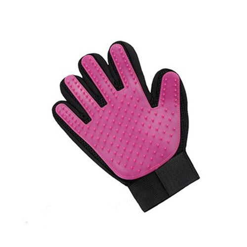 Pet Grooming Silicone Gloves