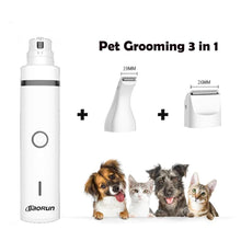 Load image into Gallery viewer, Pets USB Rechargeable Hair Trimmer