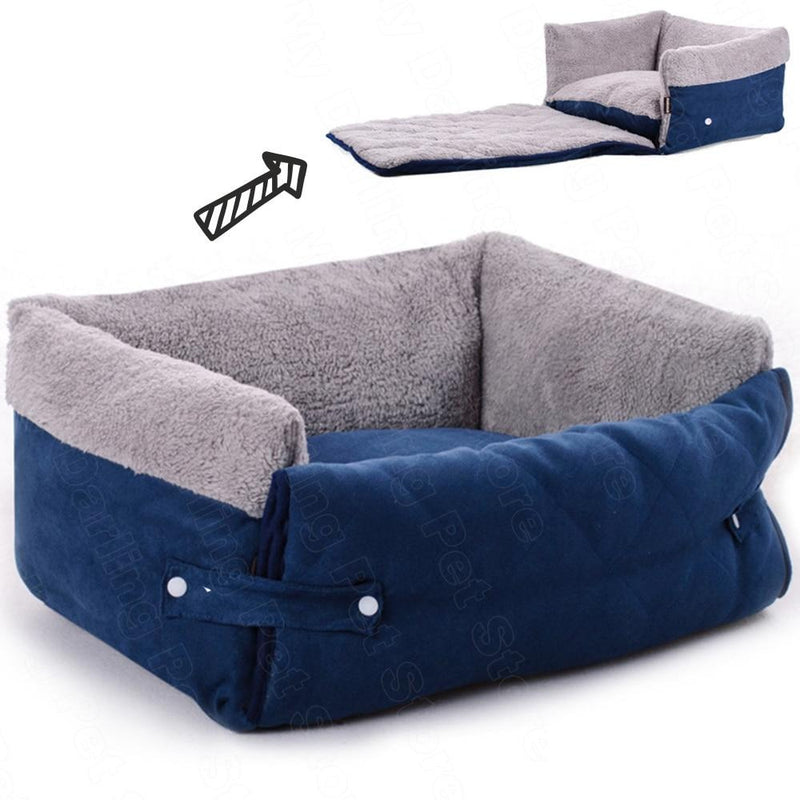 Pet Dog Bed for Dogs House for Cat Basket Panier Dog Beds Cushion Mat Blanket Pets Lounger for Dogs Pet Products for Dogs