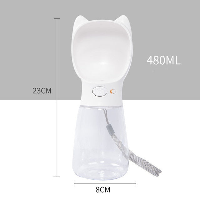 Portable Pet Water Dispenser