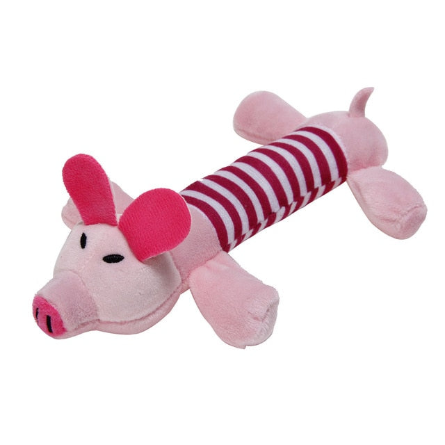 Pet Plush Dolls Chew Toys