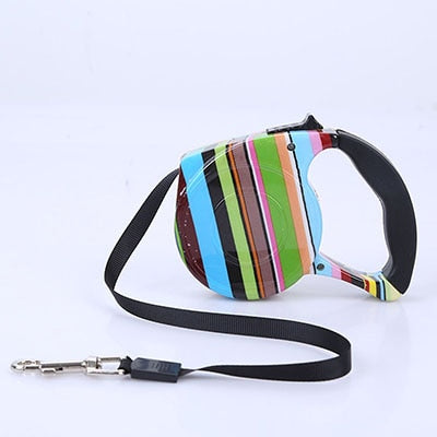 Automatic Retractable Leash Harness