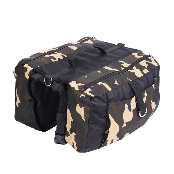 Large Dog Travel Saddlebag