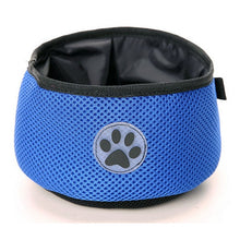 Load image into Gallery viewer, Pets Portable Food Bowl