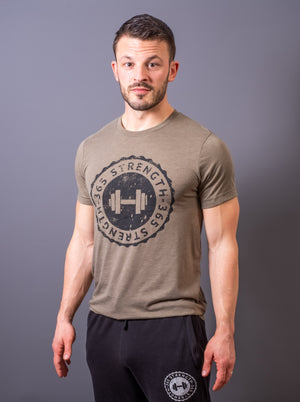 Olive Performance T-Shirt