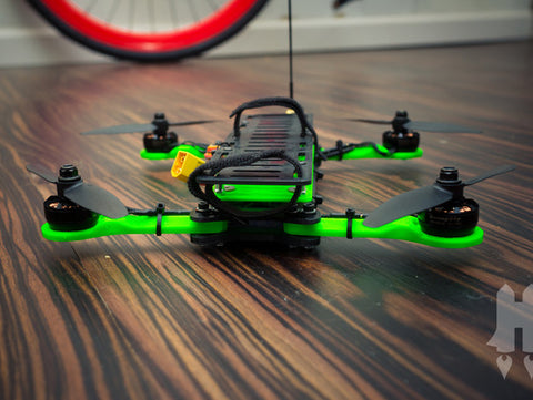 "<strong>2nd Place</strong> - Quadrocopter by <a href=""http://www.reddit.com/user/3rdeyepro"" target=""_blank"">3rdeyepro</a>. <strong><a href=""http://www.thingiverse.com/thing:251002"" target=""_blank"">Source</a></strong>"