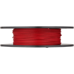 Red GMASS 1.75mm ABS Metal-Filled 3D Printing Filament (2.7g/cc)