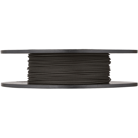 Dark Grey GMASS 1.75mm ABS Metal-Filled 3D Printing Filament (4.0g/cc)