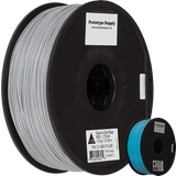 Prototype Supply 1.75mm Blue Glow in the Dark ABS 3D Printing Filament, 1kg (2.2 pounds)