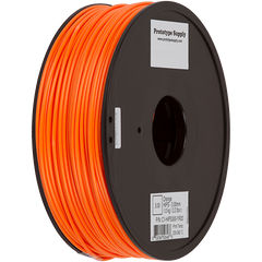 Prototype Supply 3.00mm HIPS Orange 3D Printing Filament, 1kg (2.2 pounds)