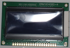 Multi-language 16x4 LCD Parallel or Serial I/O