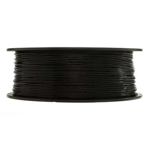 Prototype Supply 1.75mm PLA Black 3D Printing Filament, 1kg (2.2 pounds)