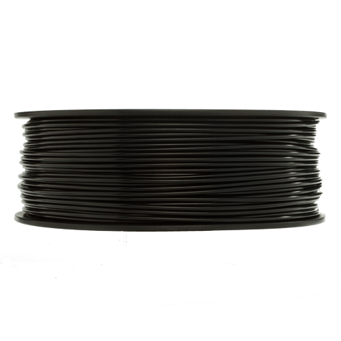 Prototype Supply 3.00mm ABS Black 3D Printing Filament, 1kg (2.2 pounds)