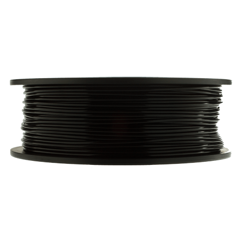 Prototype Supply 3.00mm PLA Black 3D Printing Filament, 1kg (2.2 pounds)