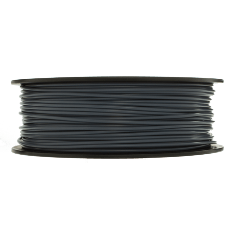 Prototype Supply 3.00mm PLA Cool Grey 3D Printing Filament, 1kg (2.2 pounds)