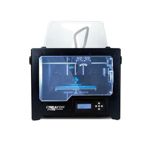 FlashForge New Creator Pro Dual-Extruder 3D Printer*