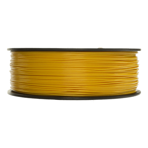 Prototype Supply 1.75mm ABS Gold 3D Printing Filament, 1kg (2.2 pounds)
