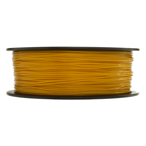 Prototype Supply 1.75mm PLA Gold 3D Printing Filament, 1kg (2.2 pounds)
