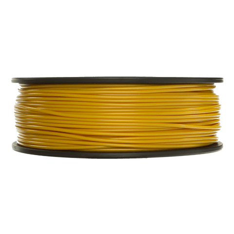 Prototype Supply 3.00mm ABS Gold 3D Printing Filament, 1kg (2.2 pounds)