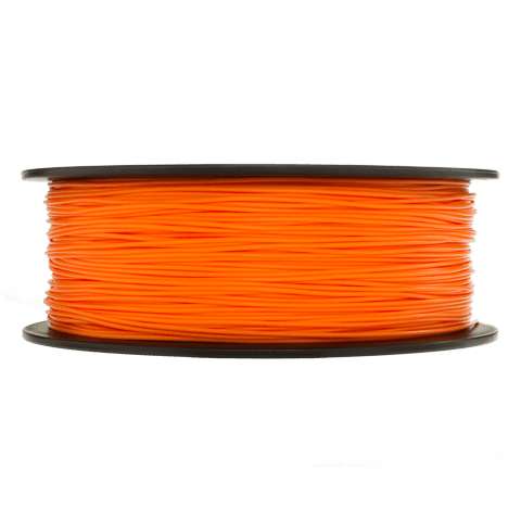 Prototype Supply 1.75mm PLA Orange 3D Printing Filament, 1kg (2.2 pounds)