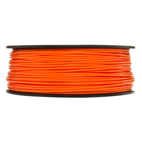Prototype Supply 3.00mm ABS Orange 3D Printing Filament, 1kg (2.2 pounds)