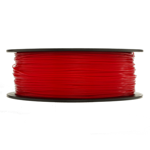 Prototype Supply 1.75mm PLA Red 3D Printing Filament, 1kg (2.2 pounds)