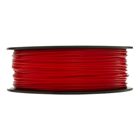 Prototype Supply 3.00mm PLA Red 3D Printing Filament, 1kg (2.2 pounds)