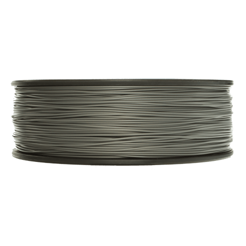 Prototype Supply 1.75mm HIPS Silver 3D Printing Filament, 1kg (2.2 pounds)