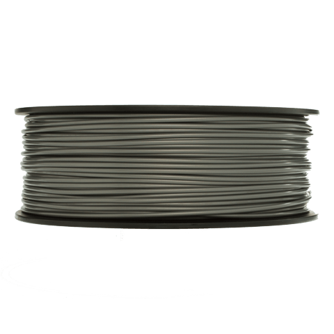 Prototype Supply 3.00mm ABS Silver 3D Printing Filament, 1kg (2.2 pounds)
