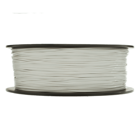 Prototype Supply 1.75mm PLA White 3D Printing Filament, 1kg (2.2 pounds)
