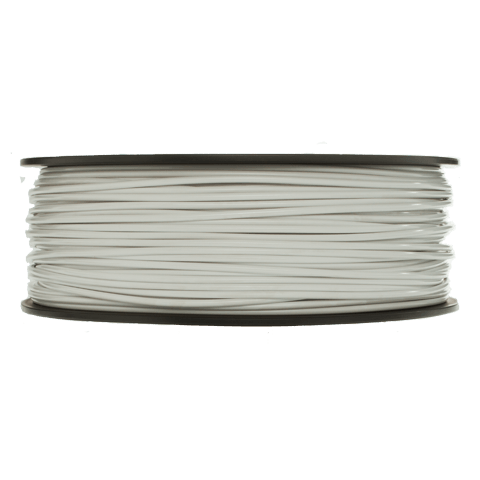 Prototype Supply 3.00mm ABS White 3D Printing Filament, 1kg (2.2 pounds)