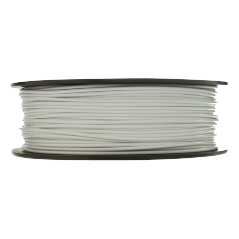 Prototype Supply 3.00mm PLA White 3D Printing Filament, 1kg (2.2 pounds)