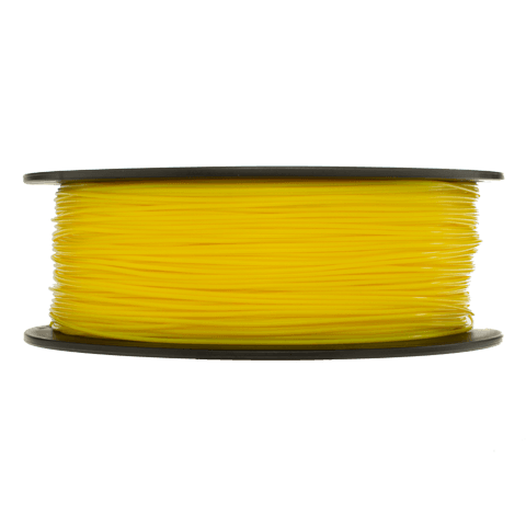 Prototype Supply 1.75mm PLA Yellow 3D Printing Filament, 1kg (2.2 pounds)